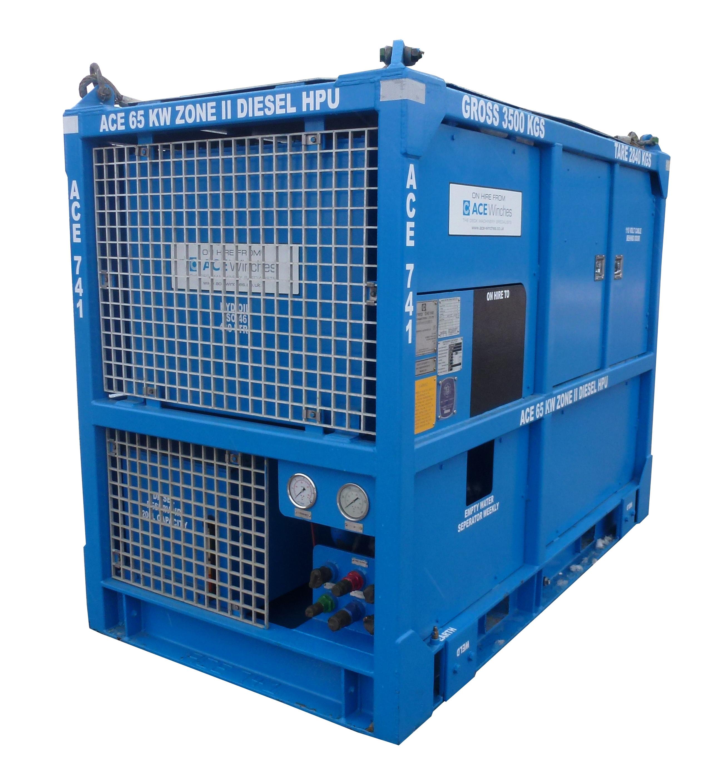 ACE 60kW Zone 2 Open Loop Diesel HPU