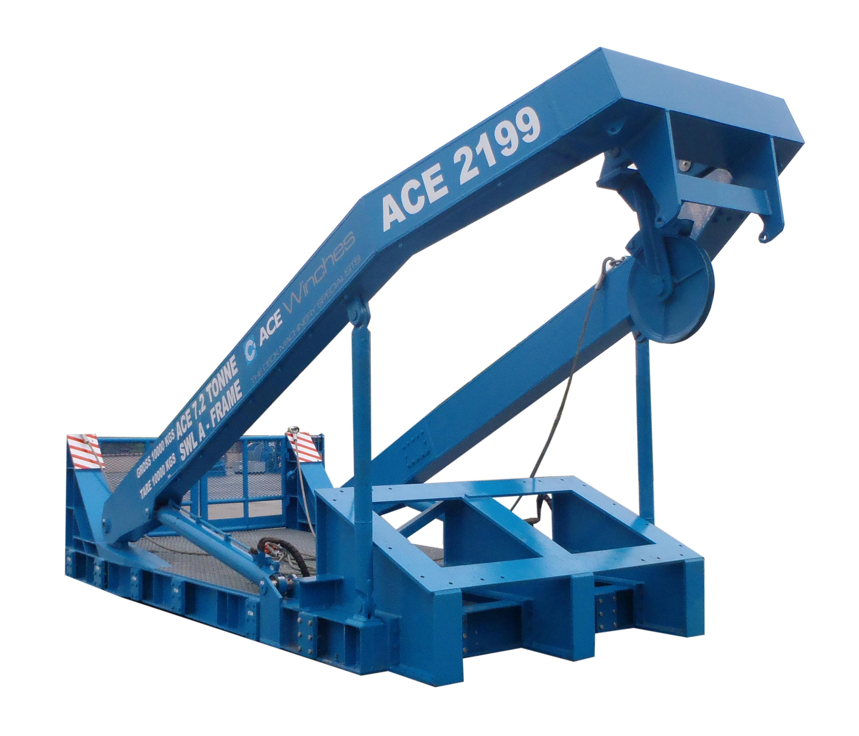 ACE 7 Tonne SWL A-Frame